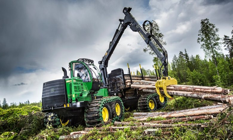 Photo of Few Common Forestry Equipment Used for Logging Operation